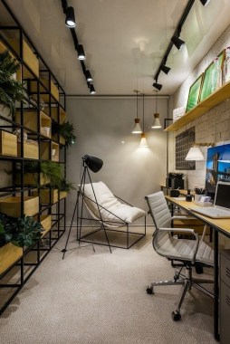 19 Beautiful Office Furniture Design Ideas 20