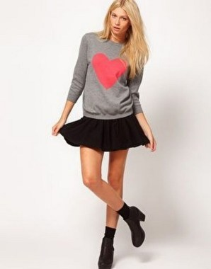 19 Casual Valentines Day Outfits Ideas For Teen Girls 05