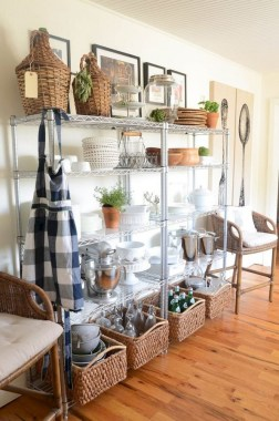 20 Beautiful First Apartment Storage Organization Ideas 05