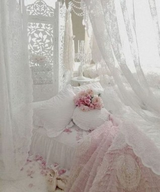 20 Finest Shabby Chic Bed Canopy Designs Ideas 19