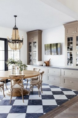 20 Pretty Classic Dining Room Trends Ideas 13