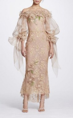 21 Charming Boho Chic Wedding Dresses Ideas 09