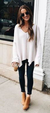 17 Stunning Fall Outfits Ideas To Copy Right Now 01