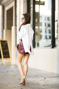 18 Best Street Style Shorts For All Dress Lovers 16 1