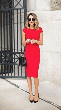 18 Classy Valentine'S Day Outfits Ideas To Copy Now 12