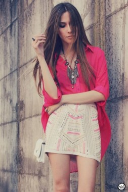 19 Amazing Ideas To Pair Mini Skirt Outfit For Summer 21