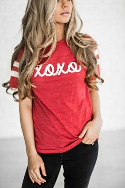 19 Amazing Valentines Day Outfit Ideas For Lovely Style 01