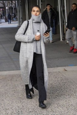 19 Lovely Winter Outfit Ideas Can Wear To Work 09