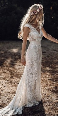 20 Fabulous Spring Wedding Dress Ideas Trends 14