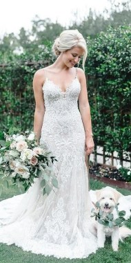 20 Fabulous Spring Wedding Dress Ideas Trends 23
