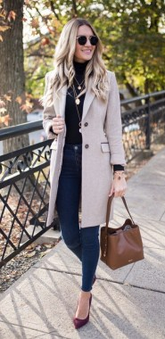 20 Incredible Women Work Outfits Ideas Trends Winter 18