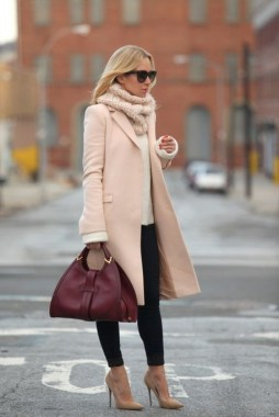 20 Latest Pink Pastel Coat Outfit Ideas 27