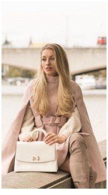 20 Latest Pink Pastel Coat Outfit Ideas 29