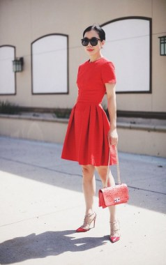 20 Luxurious Valentines Day Dress Ideas 28