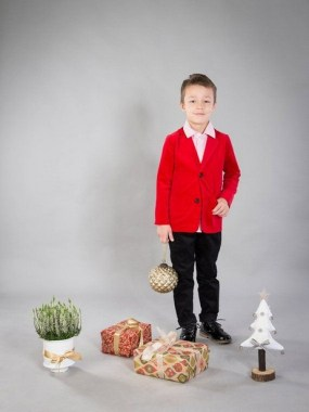 20 Stunning Christmas Outfits Small Boys 09