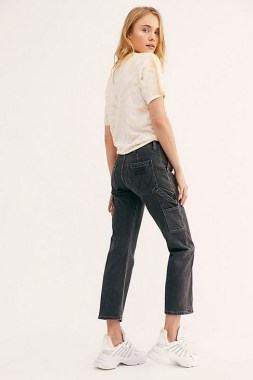 20 Trending Crop Jeans Winter Outfits Ideas 25