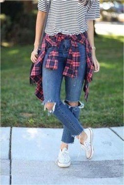 21 Adorable Fall Outfits Ideas To Inspire Yourself 32
