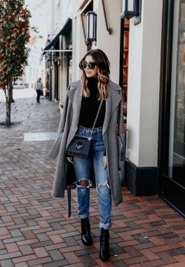 21 Charming Outfits Ideas For Winter 22