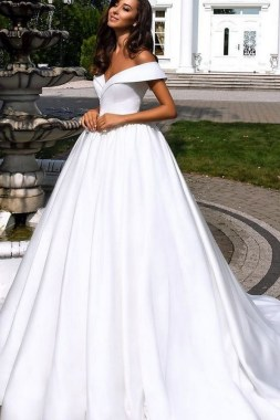 21 Creative Wedding Dresses Ideas For 2019 24
