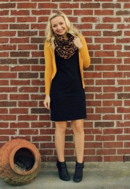 21 Stunning Work Outfits Ideas To Wear This Fall 02
