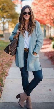 21 Stunning Work Outfits Ideas To Wear This Fall 33