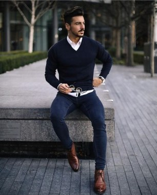 21 Stylish Formal Men Work Outfit Ideas To Change Your Style 19