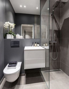 28 Free Beautiful Small Bathroom Design With Nice Decoration 2019 06