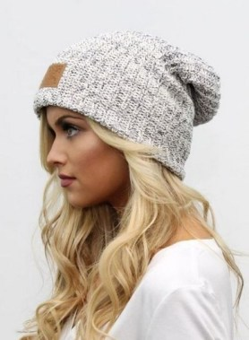20 Most Popular Free Crochet Hat Models Autumn And Winter New 07