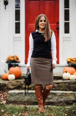 20 Types Of Sweater To Wear At Thanksgiving Events 03