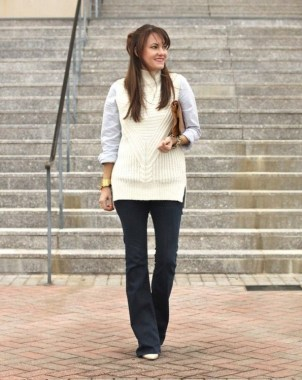 20 Types Of Sweater To Wear At Thanksgiving Events 06