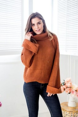 20 Types Of Sweater To Wear At Thanksgiving Events 15