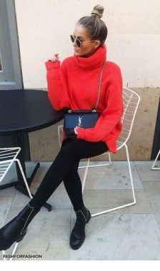 20 Women Winter Outfit Trends For 2020 28