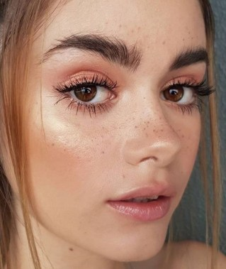 21 Hot Make Up Inspiration In 2019 01