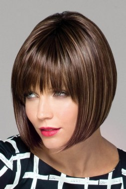 21 Popular Bob Haircut With Bangs You Should Try 02