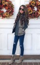22 Thanksgiving Outfit Trends For Women You Should Try 04