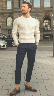 23 Best Fall Outfit Idea For Cool Men 03