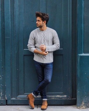 23 Best Fall Outfit Idea For Cool Men 12