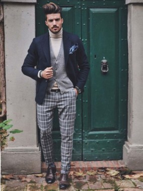 23 Best Fall Outfit Idea For Cool Men 20
