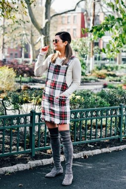 24 Casual Boots You Can Wear For Thanksgiving And Christmas Parties 01