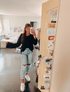24 Fabulous Casual Outfit With Jean For Teen In Fall 22