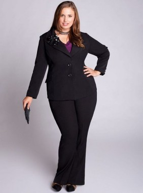 24 Things A Curvy Woman Must Consider When Choosing Outfit For Work 01