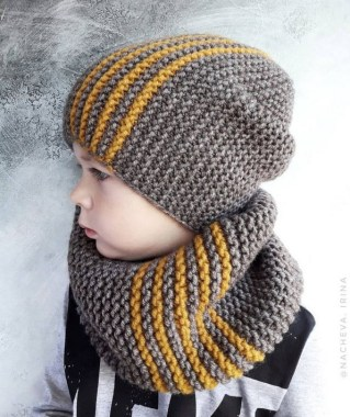 25 Free Winter Cute Baby Crochet Hat And Scarf Patterns New 24
