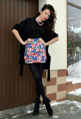 27 How To Look Professional With Warm Winter Outfits 13