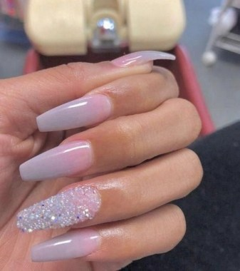 28 Get Gorgeous French Ombre Nails With These Tutorials And Ideas 19