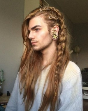 28 Trendiest Long Hairstyle Ideas For Men 18