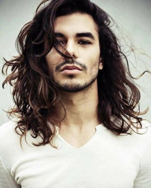 28 Trendiest Long Hairstyle Ideas For Men 20