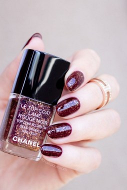 29 Beautiful And Luxurius Nail Design For Party 06