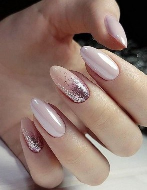 29 Beautiful And Luxurius Nail Design For Party 09