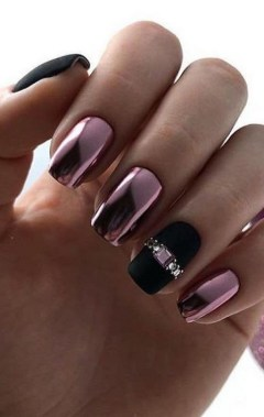 29 Beautiful And Luxurius Nail Design For Party 30