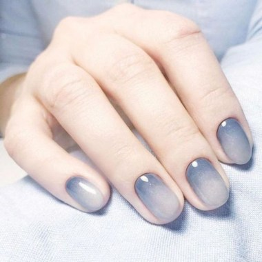 29 Try These Ombre Nails To Look Sophisticated 07